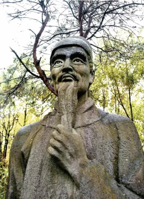 朱丹溪塑像
