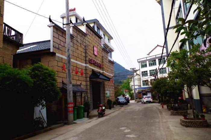 仁岸村大礼堂