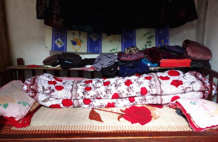 老人的卧室