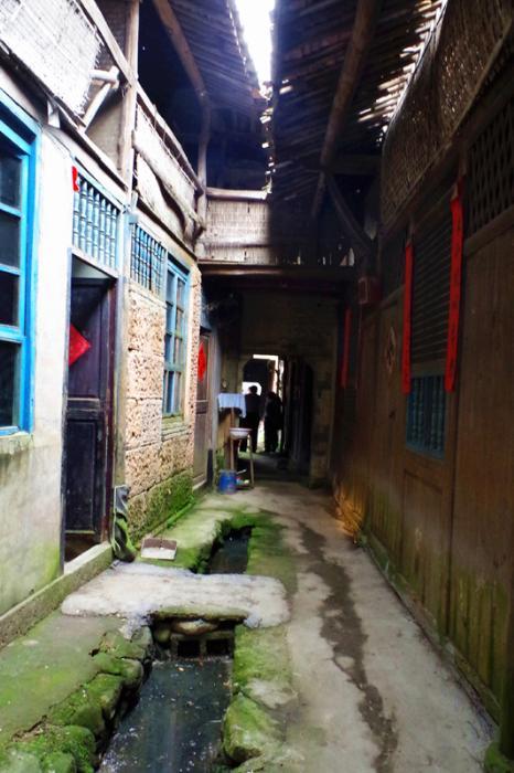 陈瑞连居住的老房子