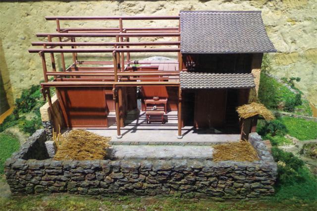 土楼——景宁目前主要的畲族传统民居