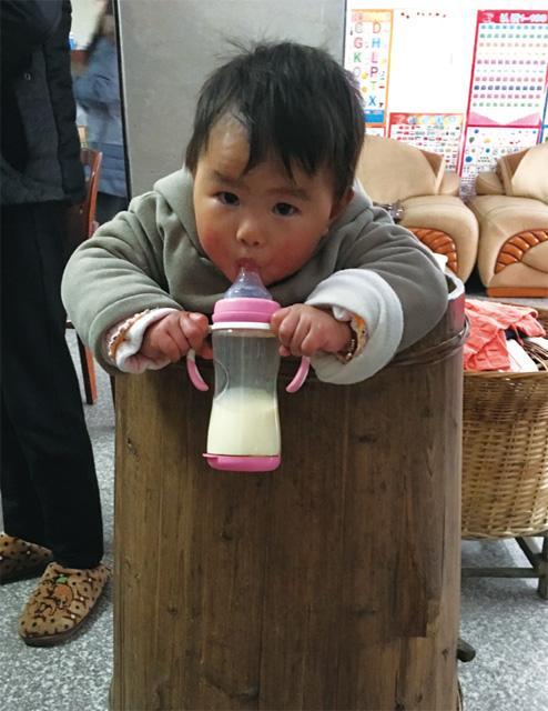 张宝隆的玄孙女