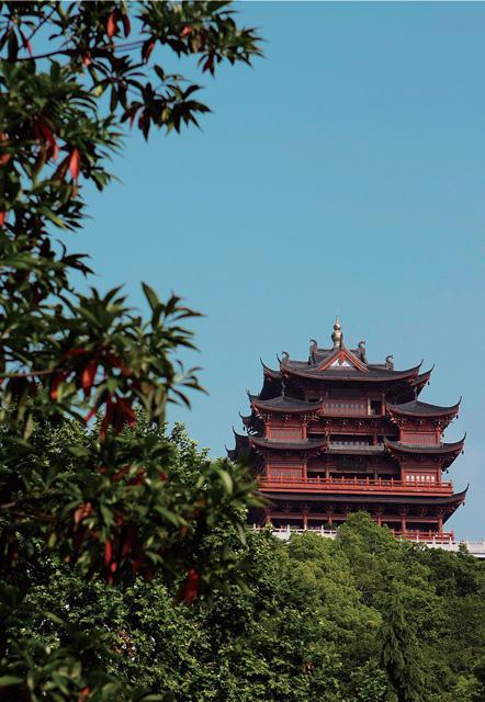 吴山城隍庙