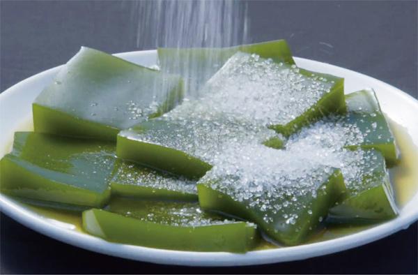 绿豆腐叶子