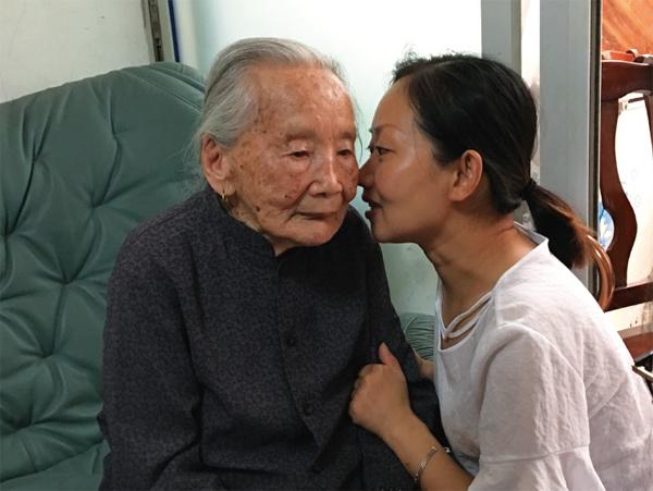 张桂香老人