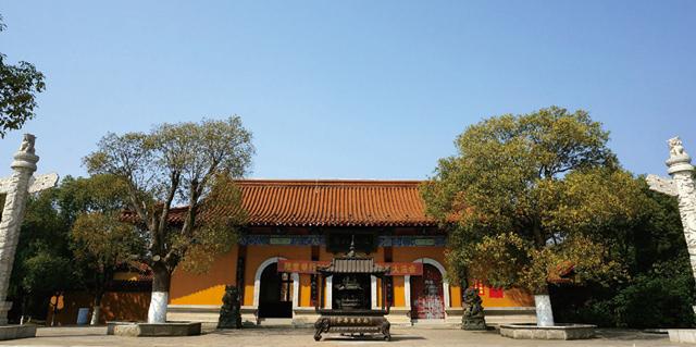 南昌铁柱宫,又名万寿宫