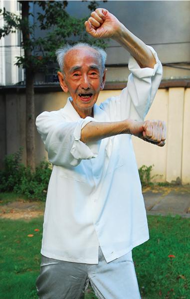 98岁的钟一棠