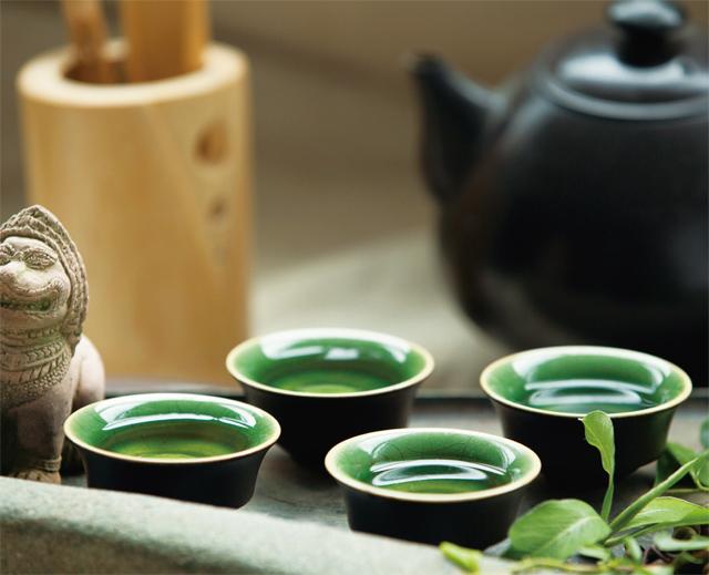 """""""茶仙""""卢仝的七碗茶"""