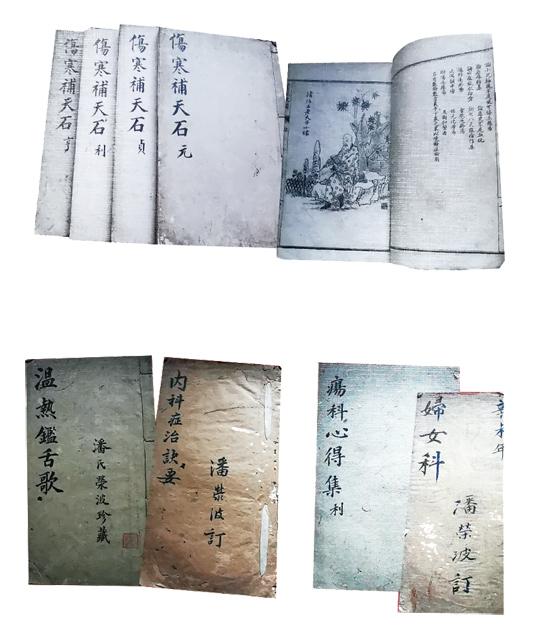 潘氏医案珍藏集