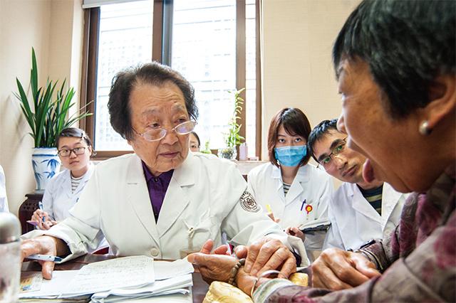 国医大师葛琳仪谈新冠肺炎患者的家庭康复